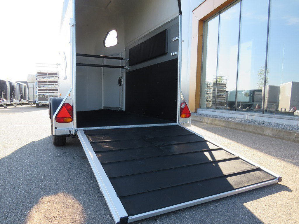 Cheval Liberté alu/poly 1,5 paards paardentrailer