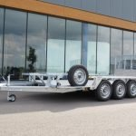Ifor Williams machinetransporter GP146 429x178cm 3500kg tridemas Ifor Williams machinetransporter 429x178cm 3500kg tridemas PAK Aanhangwagens 3.0 overzicht