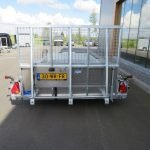 Ifor Williams GP146 machinetransporter 429x178cm 3500kg