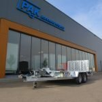 Ifor Williams GH126 machinetransporter 366x184cm 3500kg